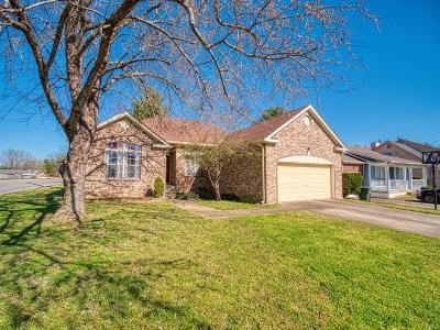 Old Hickory Single Family Home For Sale: 601 Hardin Shire Dr