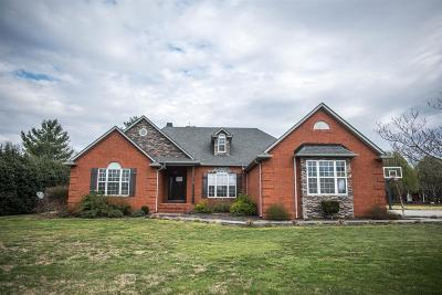 Smithville Single Family Home Under Contract - Showing: 145 Briarwood Ct