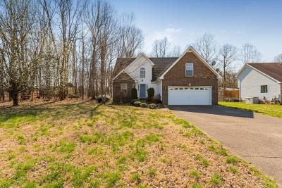 Robertson County Single Family Home For Sale: 2030 Skyline Dr