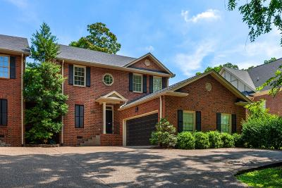 Green Hills Single Family Home For Sale: 2002 Lombardy Ave