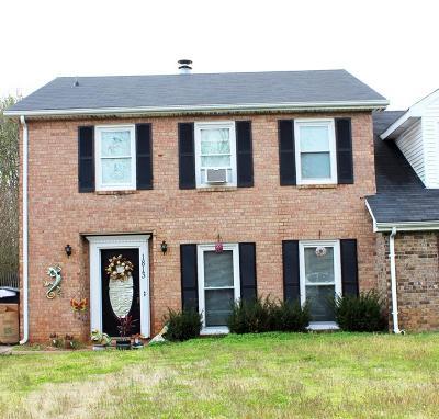 Murfreesboro Single Family Home For Sale: 1813 Lexington Trce