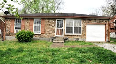 Nashville Single Family Home For Sale: 3325 Olsen Ln