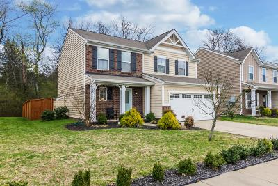 Single Family Home Under Contract - Not Showing: 3033 Morning Mist Ct