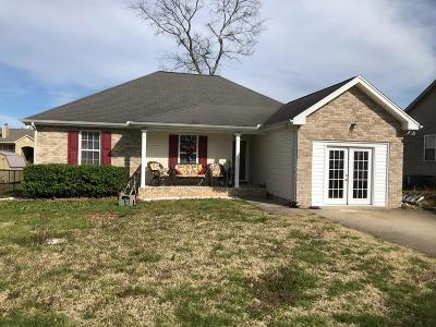 Lebanon Single Family Home For Sale: 1361 Piercy Ct