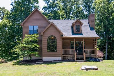 Pegram Single Family Home Under Contract - Not Showing: 747 Lone Oak Dr