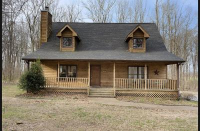 Single Family Home For Sale: 3911 Flewellyn Rd
