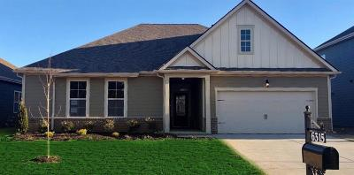 Murfreesboro Single Family Home For Sale: 6425 Hickory Bell Drive #137