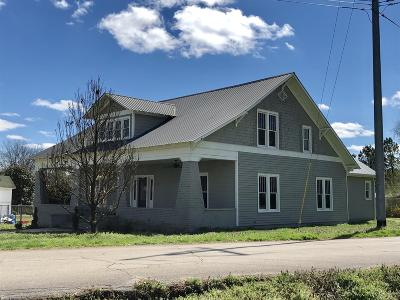 Single Family Home For Sale: 102 Vine Street