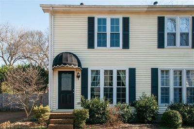 Nashville Single Family Home For Sale: 700 A Estes Rd