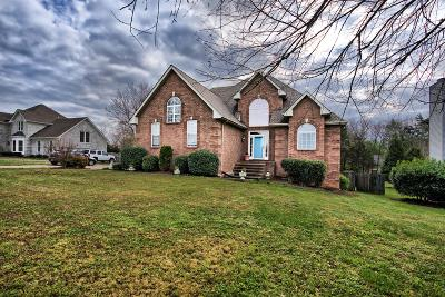 Mount Juliet Single Family Home For Sale: 1214 Woodvale Dr