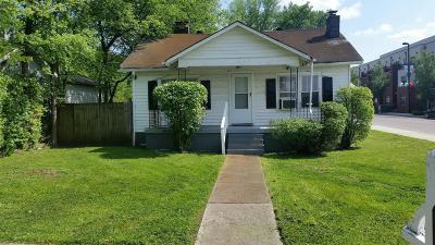 Nashville TN Single Family Home For Sale: $320,000