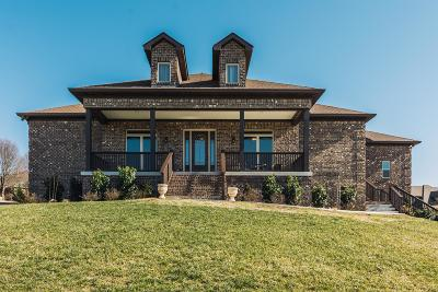 Gallatin Single Family Home For Sale: 118 Collinwood Dr