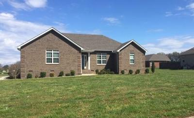 Winchester Single Family Home Under Contract - Showing: 20 Chickamauga Trl