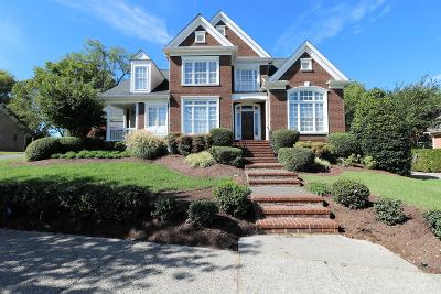 Franklin Single Family Home For Sale: 419 Autumn Lake Trl