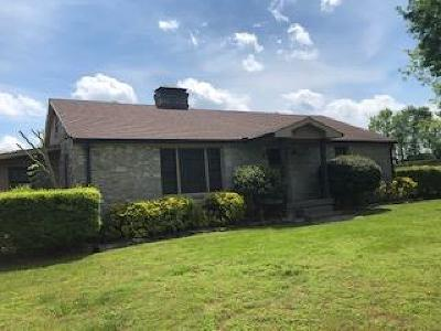 Mount Juliet Single Family Home Under Contract - Not Showing: 8762 Couchville Pike