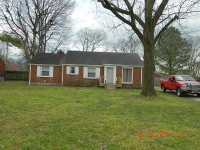 Nashville Single Family Home For Sale: 213 McGavock Pike