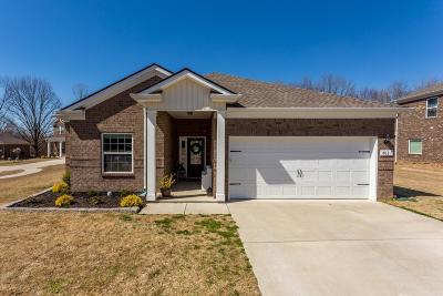 Gallatin Single Family Home For Sale: 811 Mesa Verde Pl