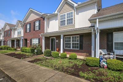 Lavergne Condo/Townhouse Under Contract - Showing: 2051 George Buchanan Dr