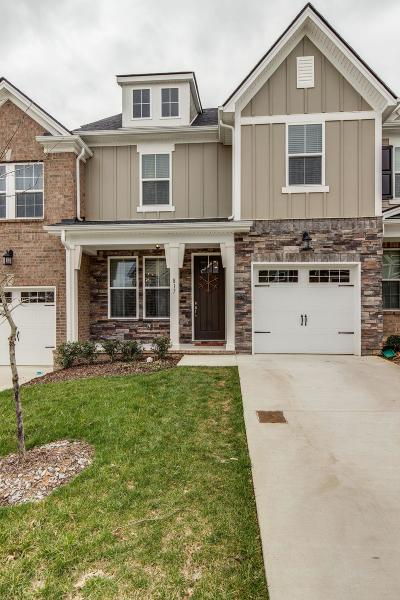 Mount Juliet Condo/Townhouse Under Contract - Showing: 817 Kennear Ln
