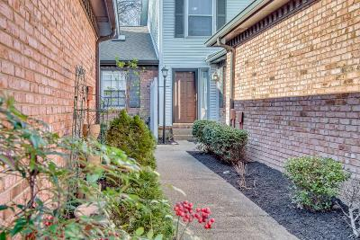 Brentwood Condo/Townhouse Under Contract - Showing: 229 Hearthstone Manor Ln