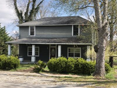 Decherd Single Family Home Under Contract - Showing: 103 2nd Ave S Lot 17