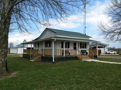 Ethridge Single Family Home For Sale: 323 Dooley Rd