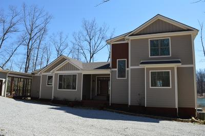 Monteagle TN Single Family Home Active Under Contract: $549,000
