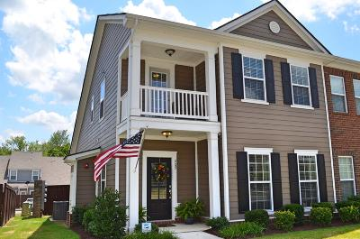 Spring Hill Condo/Townhouse For Sale: 2091 Hemlock Dr