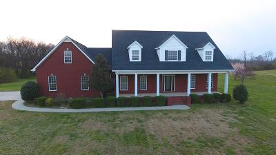 Shelbyville Single Family Home Under Contract - Showing: 297 Old Nashville Dirt Rd