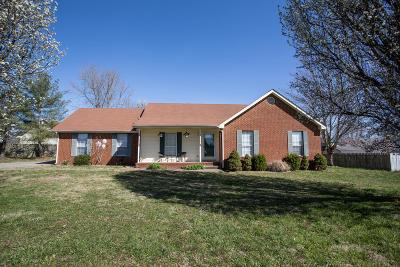 Greenbrier Single Family Home For Sale: 4008 Awe Inspiring Dr