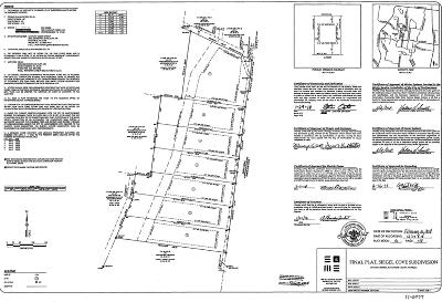 Murfreesboro Residential Lots & Land For Sale: 2941 #3 Siegel Rd