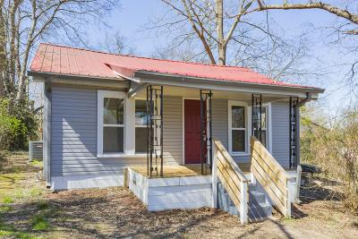 Old Hickory Single Family Home Under Contract - Not Showing: 4233 Woods St