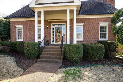 Brentwood  Single Family Home Under Contract - Showing: 9415 Raven Hollow Rd