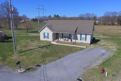 Smithville Single Family Home Under Contract - Not Showing: 255 Greenwood Dr