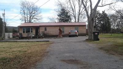 Murfreesboro Single Family Home Under Contract - Not Showing: 1202 Richland Richardson Rd