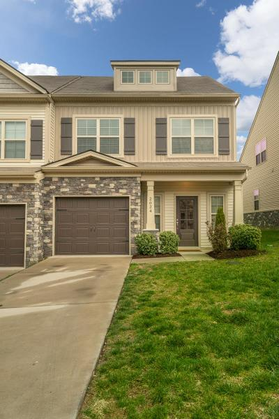 Old Hickory Condo/Townhouse For Sale: 2024 Abbingdon Way