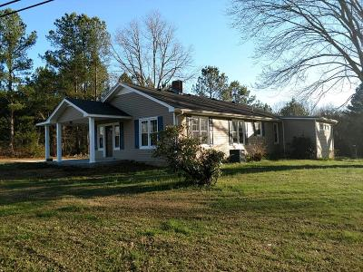 Lawrenceburg Single Family Home Under Contract - Not Showing: 206 Prosser Rd