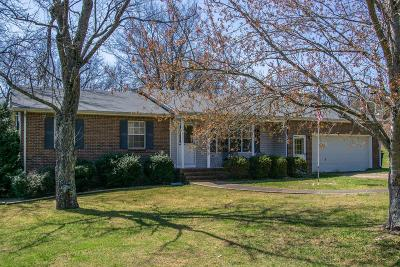 Single Family Home Sold: 110 Highland Rim Dr