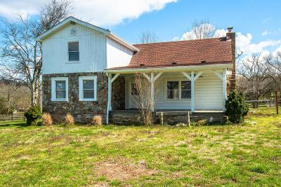 Franklin Single Family Home For Sale: 3088 Wilson Pike