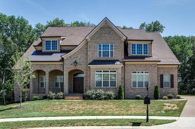 Franklin Single Family Home For Sale: 2235 Dunblane Ln