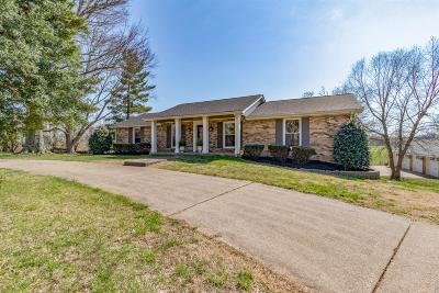 Clarksville Single Family Home Under Contract - Showing: 3210 Trough Springs Rd