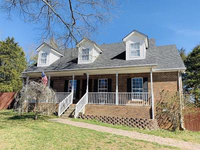 Pleasant View Single Family Home For Sale: 1013 Pine Ct