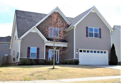 Spring Hill Single Family Home For Sale: 8003 Alydar Ct