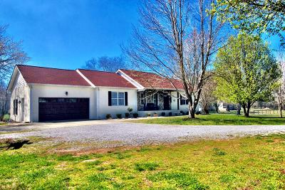 Sumner County Single Family Home Under Contract - Showing: 978 Harsh Ln