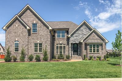 Spring Hill Single Family Home For Sale: 2024 Autumn Ridge Way (Lot 274)