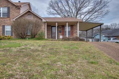 Hermitage Single Family Home Under Contract - Showing: 804 Bradley Pl