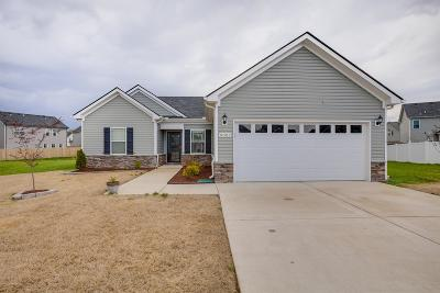 Spring Hill  Single Family Home Under Contract - Showing: 9005 Alona Ct