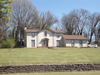 Pulaski Single Family Home For Sale: 412 W Jefferson St
