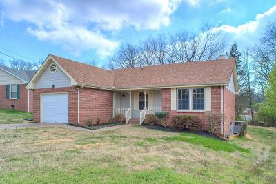 Madison Single Family Home Under Contract - Showing: 1561 Meadow Bend Dr