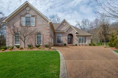 Brentwood Single Family Home Under Contract - Showing: 404 Hollow Spring Ct